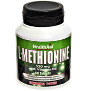 L-Methionine 550mg