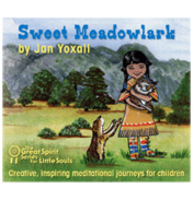Sweet Meadowlark CD by Jan Yoxall