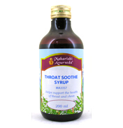 Maharishi Ayurveda Throat Soothe Syrup 200ml