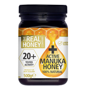 Active Manuka Honey 20+ 500g