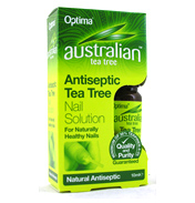 Antiseptic Tea Tree Nail Solution