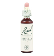 Bach Flower Remedy Mimulus 20ml