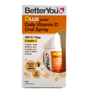 Better You DluxJunior Daily Vitamin D Oral Spray…