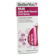 Better You MultiVit Daily Oral Spray Strawberry…
