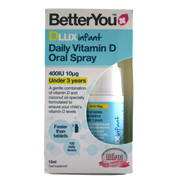 Dluxinfant Daily Vitamin D Oral Spray 400iu 10mg