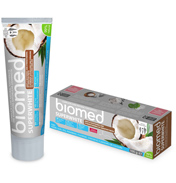 Biomed Superwhite Gentle Whitening Fluoride-Free Toothpaste