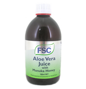 FSC Aloe Vera & Manuka Honey Juice 1000ml