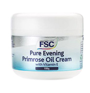 Pure Evening Primrose Oil Cream with Vitamin E 100g