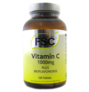 FSC Vitamin C 1000mg Plus Bioflavonoids 120…