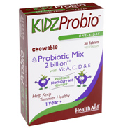 KidzProbio 2 Billion Chewable
