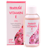 HealthAid Pure Vitamin E Oil 50ml