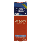 Higher Nature Citricidal 100ml liquid
