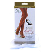 Insolia Clear High Heel Inserts Small 2 Pairs