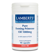 Lamberts Evening Primrose Oil 1000mg 90 Capsules
