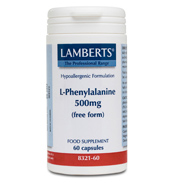L-Phenylalanine 500mg