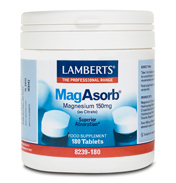 Lamberts Magasorb® 150mg As Citrate 180…