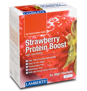 Strawberry Protein Boost