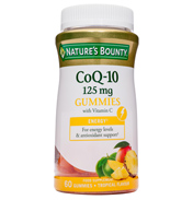 Nature's Bounty COQ-10 125mg with Vitamin C…