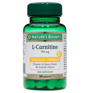 Nature's Bounty L-Carnitine 500mg