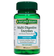 Nature's Bounty Multi-Digestive Enzymes with…