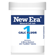 New Era No. 1 Calc. Fluor. (Calcium Fluoride) 240…