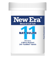 New Era No. 11 Nat. Sulph. (Sodium Sulphate) 240…