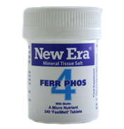 New Era No. 4 Ferr. Phos. (Iron Phosphate)