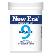 New Era No. 9 Nat. Mur. (Sodium Chloride) 240…