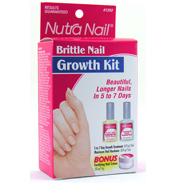 Nutra Nail Growth Kit for Brittle Nails