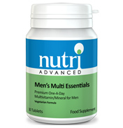 Nutri Men's Multi Essentials 60 Tablets