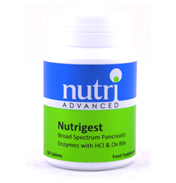 Nutri Nutrigest 90 Tablets