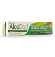 Aloe Dent Triple Action Toothpaste