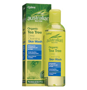 Tea Tree Deep Cleansing Skin Wash