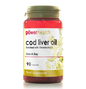 Cod Liver Oil One-a-Day