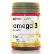 Power Health Omega 3 Fish Oil 1000mg 90 Capsules