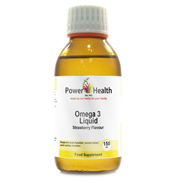 Power Health Omega 3 Fish Oil for Children 150ml