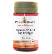 Hyaluronic Acid 200mg & Collagen 200mg