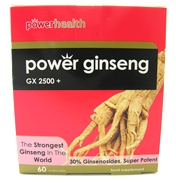 Power Ginseng (Panax)