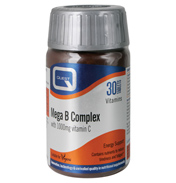 Quest Super Mega B Complex with Vitamin C 60…