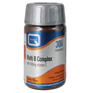 Quest Multi B Complex with Vitamin C 60 TABLETS