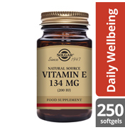 Dry Vitamin E 134mg Softgels