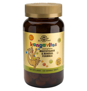 Kangavites Tropical Punch Multivitamin & Multiminerals