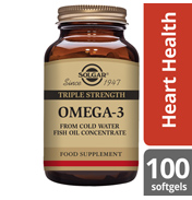 Omega 3 Triple Strength Softgels