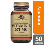 Vitamin E 671mg Softgels