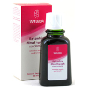 Weleda Ratanhia Mouthwash Concentrate 50ml